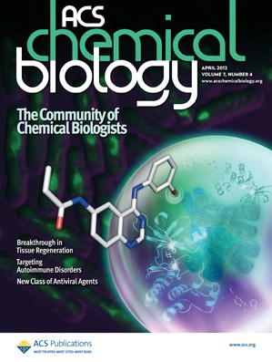 ACS Chemical Biology: Volume 7, Issue 4