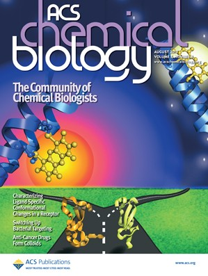 ACS Chemical Biology: Volume 7, Issue 8