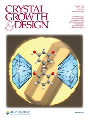 Crystal Growth & Design: Volume 19, Issue 10