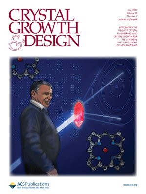 Crystal Growth & Design: Volume 19, Issue 7