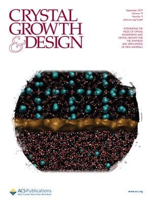 Crystal Growth & Design: Volume 19, Issue 9