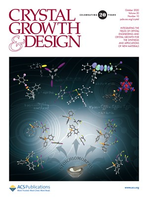 Crystal Growth & Design: Volume 20, Issue 10
