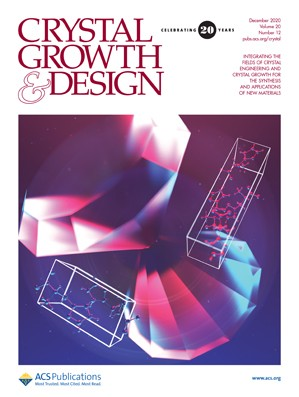 Crystal Growth & Design: Volume 20, Issue 12
