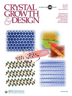 Crystal Growth & Design: Volume 20, Issue 5