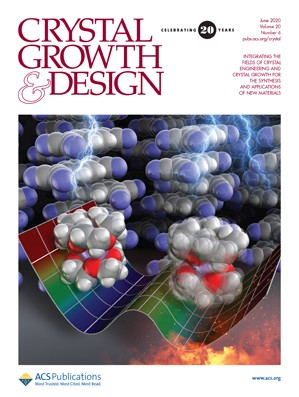 Crystal Growth & Design: Volume 20, Issue 6