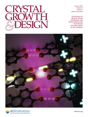 Crystal Growth & Design: Volume 21, Issue 1