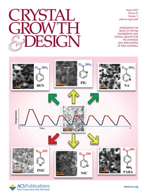 Crystal Growth & Design: Volume 21, Issue 3