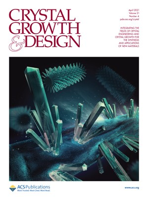 Crystal Growth & Design: Volume 21, Issue 4