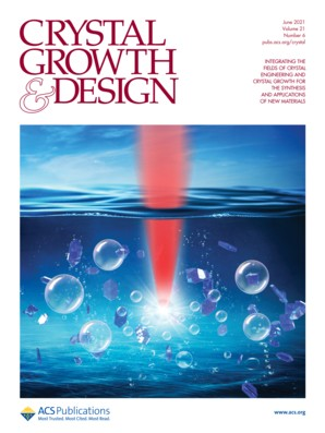 Crystal Growth & Design: Volume 21, Issue 6