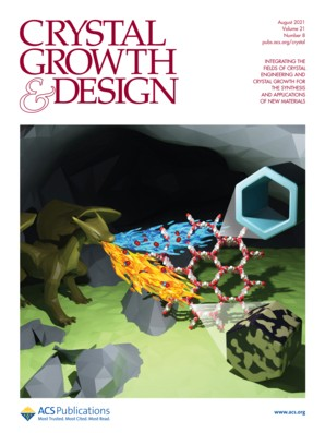 Crystal Growth & Design: Volume 21, Issue 8
