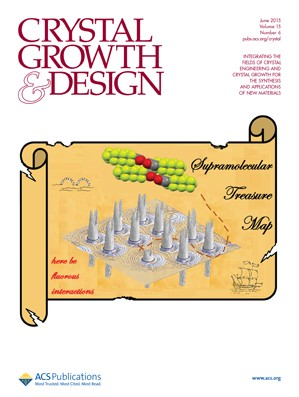 Crystal Growth & Design: Volume 15, Issue 6