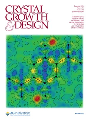 Crystal Growth and Design: Volume 16, Issue 12