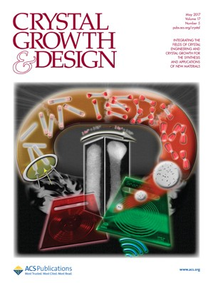 Crystal Growth & Design: Volume 17, Issue 5