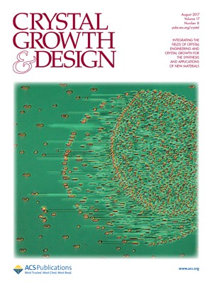 Crystal Growth & Design: Volume 17, Issue 8