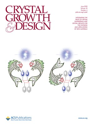 Crystal Growth & Design: Volume 18, Issue 6