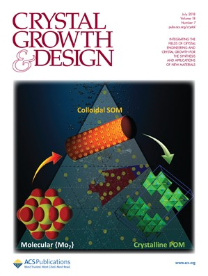 Crystal Growth & Design: Volume 18, Issue 7