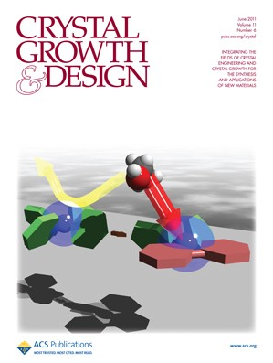 Crystal Growth & Design: Volume 11, Issue 6
