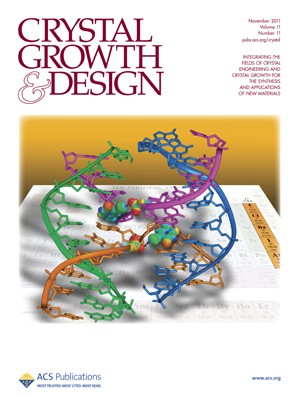 Crystal Growth & Design: Volume 11, Issue 11