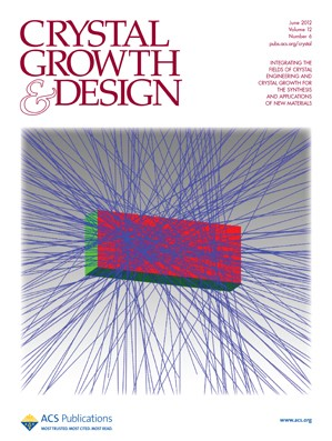 Crystal Growth & Design: Volume 12, Issue 6