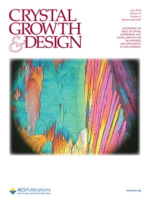 Crystal Growth & Design: Volume 14, Issue 6