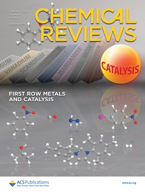 Chemical Reviews: Volume 119, Issue 4