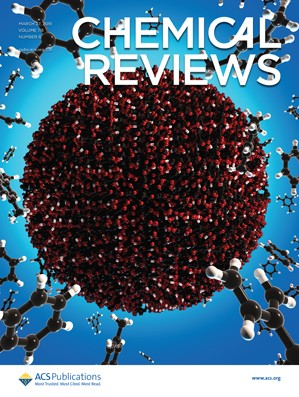 Chemical Reviews: Volume 119, Issue 6