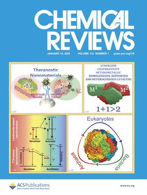 Chemical Reviews: Volume 115, Issue 1