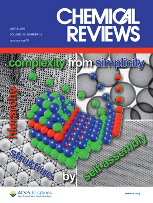Chemical Reviews: Volume 115, Issue 13