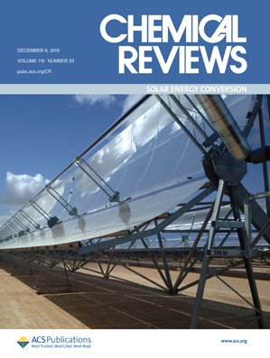 Chemical Reviews: Volume 115, Issue 23