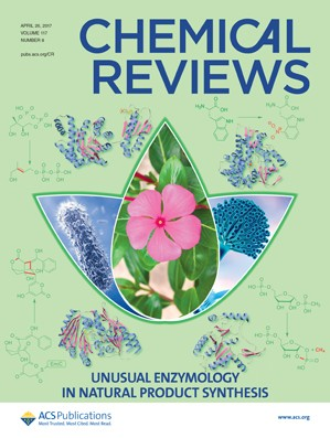 Chemical Reviews: Volume 117, Issue 8