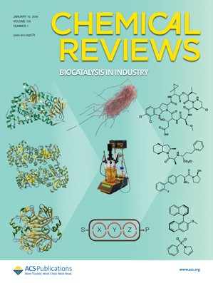 Chemical Reviews: Volume 118, Issue 1