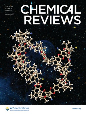 Chemical Reviews: Volume 118, Issue 12