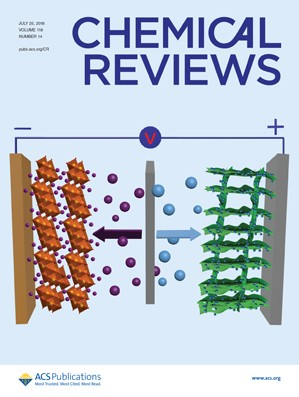 Chemical Reviews: Volume 118, Issue 14