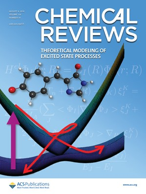 Chemical Reviews: Volume 118, Issue 15