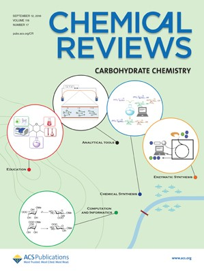 Chemical Reviews: Volume 118, Issue 17