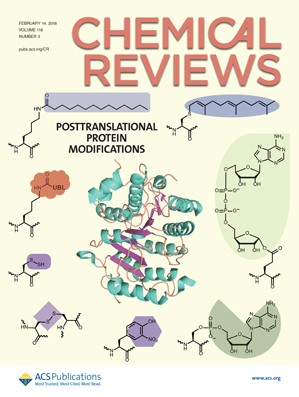 Chemical Reviews: Volume 118, Issue 3