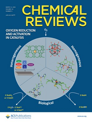 Chemical Reviews: Volume 118, Issue 5