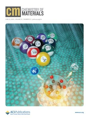 Chemistry of Materials: Volume 31, Issue 12