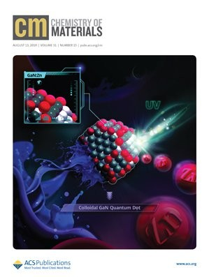 Chemistry of Materials: Volume 31, Issue 15