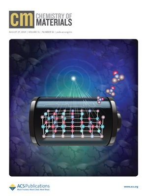 Chemistry of Materials: Volume 31, Issue 16