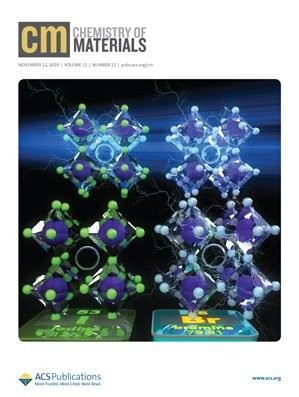 Chemistry of Materials: Volume 31, Issue 21
