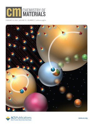 Chemistry of Materials: Volume 31, Issue 3