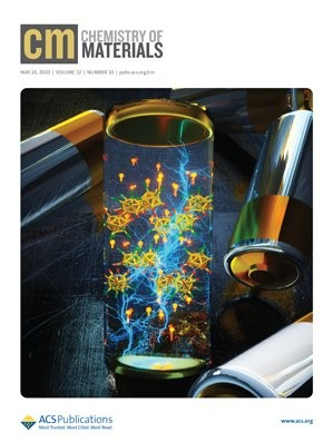 Chemistry of Materials: Volume 32, Issue 10