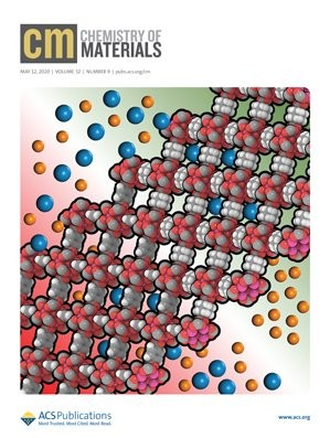 Chemistry of Materials: Volume 32, Issue 9