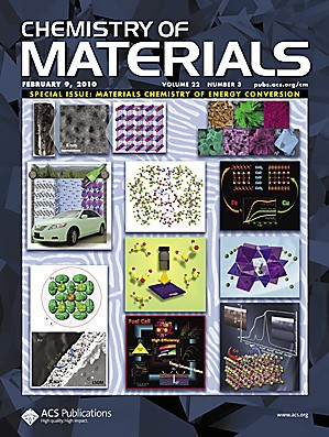 Chemistry of Materials: Volume 22, Issue 3