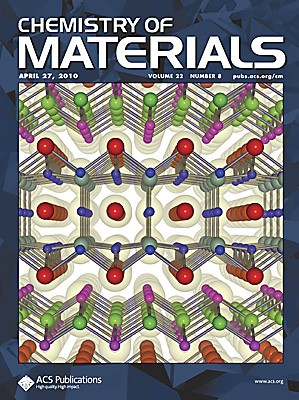Chemistry of Materials: Volume 22, Issue 8