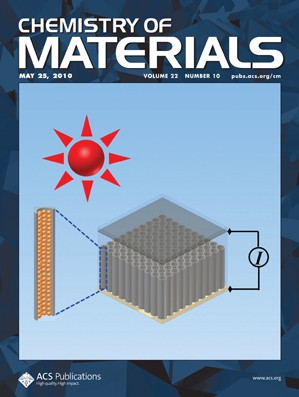 Chemistry of Materials: Volume 22, Issue 10
