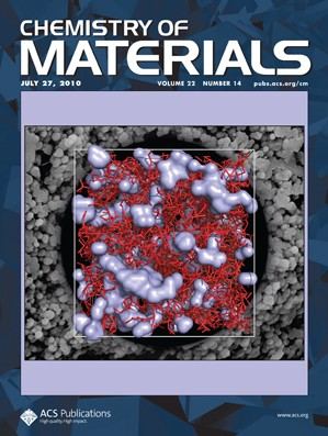 Chemistry of Materials: Volume 22, Issue 14