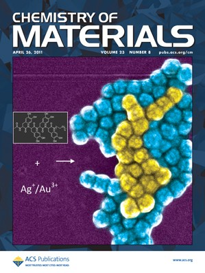 Chemistry of Materials: Volume 23, Issue 8