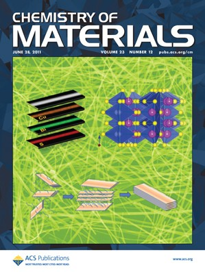 Chemistry of Materials: Volume 23, Issue 12